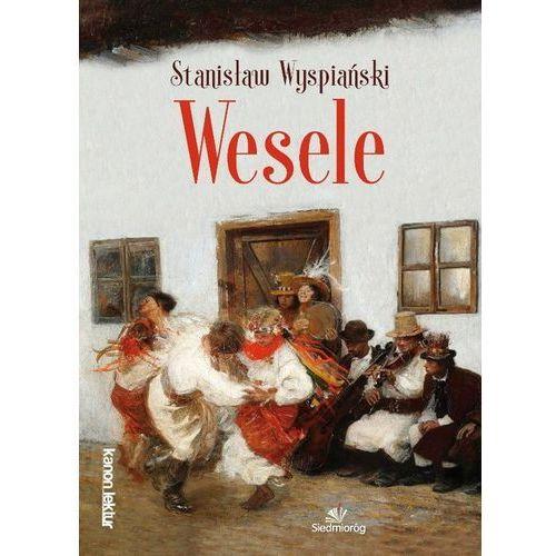 Literatura młodzieżowa, WESELE - Stanisław Wyspiański (opr. miękka)