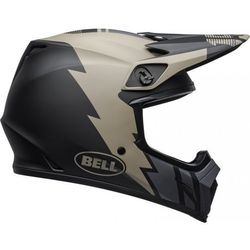BELL KASK OFF-ROAD MX-9 MIPS STRIKE MATT KHAKI/BLA