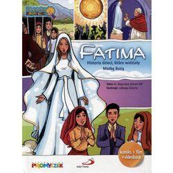 Fatima. Historia dzieci, które widziały Matkę Bożą - ks.Zeman Boguslaw (opr. twarda)