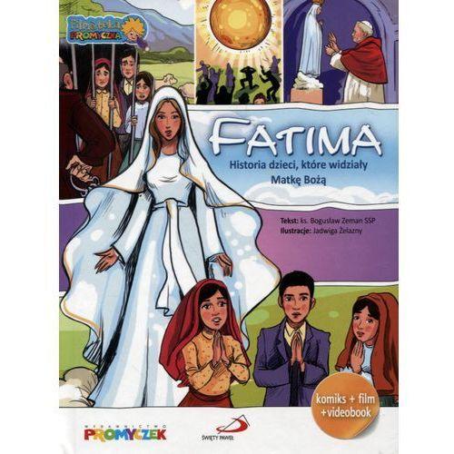 Książki dla dzieci, Fatima. Historia dzieci, które widziały Matkę Bożą - ks.Zeman Boguslaw (opr. twarda)