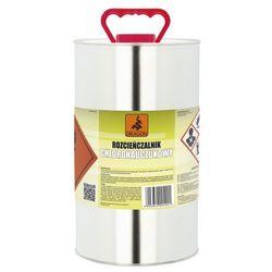 Rozcieńczalnik do wyrobów chlorokauczukowych i poliwinylowych Dragon 5 l