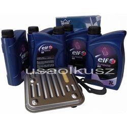 Filtr oraz olej ELF G3 automatycznej skrzyni 4SPD Chrysler Voyager Town Country