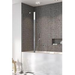 Radaway parawan nawannowy Nes PND II 100 cm lewy, szkło przejrzyste, wys. 150 cm. 10009100-01-01L