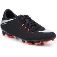 Piłka nożna, Buty do piłki nożnej Hypervenom Phelon III FG 852556-001 NIKE -30% (-30%)