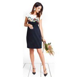 ubrania ciążowe Sukienka ciążowa Femme Happpymum Piękny Brzuszek