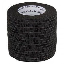 Taśma do getr Select szeroka czarna 5cm x 4,5m