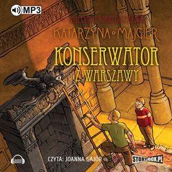 Tajemnice starego pałacu Konserwator z Warszawy Tom 2