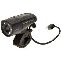 Oświetlenie rowerowe, Przednia diodowa lampa rowerowa Sigma Lightster USB sigma (-30%)