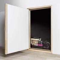 Pozostałe drzwi i akcesoria, Drzwi kolankowe FAKRO DWK 70x100