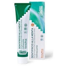 Odświeżająca pasta do zębów z miętą i zieloną glinką