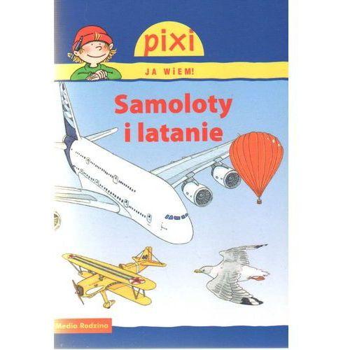 Książki dla dzieci, Pixi Ja wiem! Samoloty i latanie (opr. miękka)