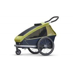 Przyczepka rowerowa / wózek biegowy CROOZER Kid for 1 Next Generation - 2018