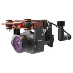 SwellPro PL3 4K camera with 1 axis gimbal and payload