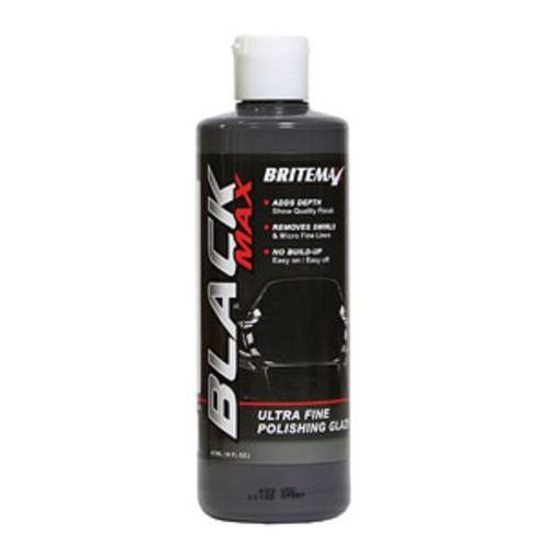 Pasty polerskie do karoserii, Britemax Black Max - Ultra Fine Polishing Glaze 473ml rabat 20%