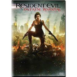 Resident Evil: Ostatni rozdział (DVD)