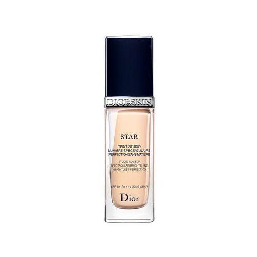 Podkłady i fluidy, Dior Diorskin Star podkład rozjaśniający SPF 30 odcień 010 Ivory 30 ml