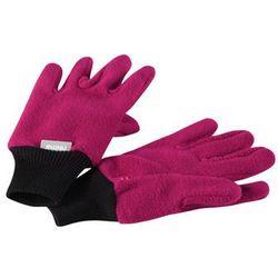Rękawiczki pięciopalczaste Reima Osk malinowy róż czyszczenie-30 (-34%)