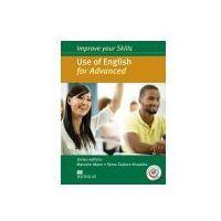Książki medyczne, Improve Your Skills for Advanced. Use of English. Podręcznik bez Klucza + Kod Online (opr. miękka)