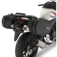Stelaże motocyklowe, GIVI TE1119 STELAŻ SAKW BOCZNYCH 3D600 HONDA CB 500 F / CBR 500 R (13 > 15)