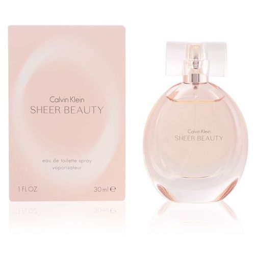 Wody toaletowe damskie, Calvin Klein Sheer Beauty Woman 30ml EdT