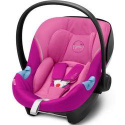 CYBEX Fotelik 0-13kg ATON M I-Size Magnolia Pink  RABAT DO 150 ZŁ   IDŹ DO SKLEPU I SPRAWDŹ  