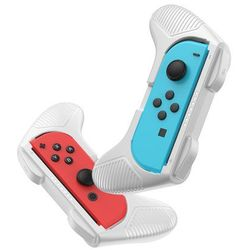 Baseus zestaw 2x nakładka na Joy-Con joystick pad do Nintendo Switch szary (GMSWC-0G) - Szary