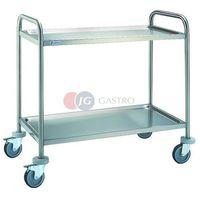 Wózki na żywność, Wózek kelnerski 2-półkowy CE-952