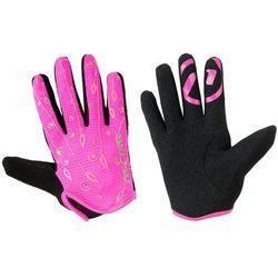 Rękawiczki dziecięce Accent Elsa różowe XS
