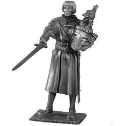 Figurka Lancelot - Rycerze Okrągłego Stołu - Les Etains Du Graal (TR003)
