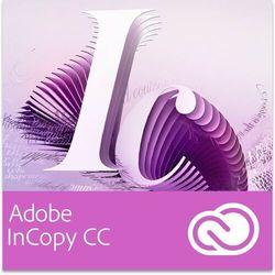 Adobe InCopy CC dla użytkowników wcześniejszych wersji - Subskrypcja