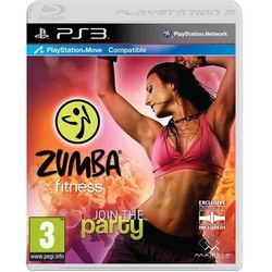 Zumba Fitness Join the Party (PS3)