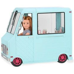 Our Generation Auto lodziarka dla lalek