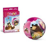 Piłki dla dzieci, MONDO Piłka plażowa Masha and The Bear