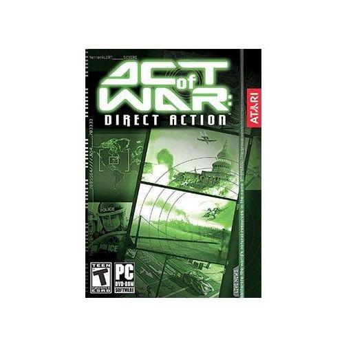 Gry na PC, Act of War: Direct Action - K01289- Zamów do 16:00, wysyłka kurierem tego samego dnia!