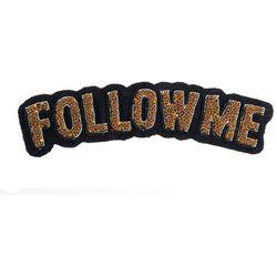 """Patrizia Pepe Naszywka """"Follow me"""""""