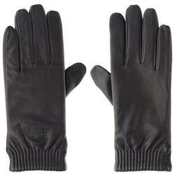 Calvin Klein GLOVES Rękawiczki pięciopalcowe black Przy zakupie powyżej 150 zł darmowa dostawa.
