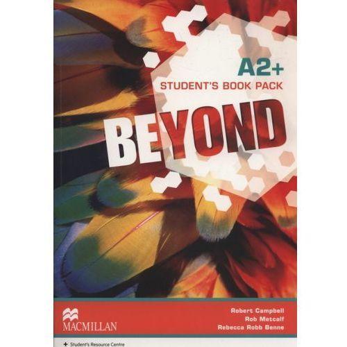 Książki do nauki języka, Beyond A2+. Podręcznik (opr. miękka)