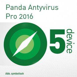 Panda Antivirus Pro 2017 Multi Device PL ESD 5 Urządzeń