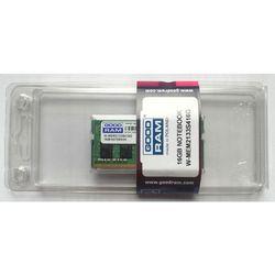 Pamięć RAM 1x 16GB GOODRAM SODIMM DDR4 2133MHz PC4-17000S | W-MEM2133S416G