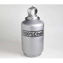 Pojemnik na ciekły azot 10 l   100%CHEF, C1-1206