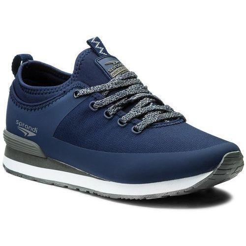 Obuwie sportowe dla mężczyzn, Sneakersy SPRANDI - MP07-16845-03 Granatowy