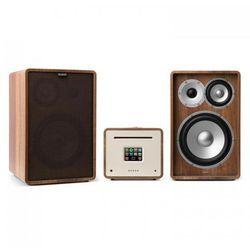 Unison Retrospective 1978 MKII Edition wieża stereo wzmacniacz kolumny pokrowiec