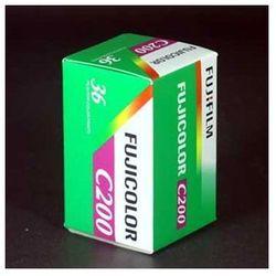 Fuji Color 200/36 małoobrazkowy film kolorowy