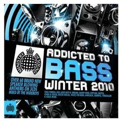 Addicted To Bass Winter 2010 (CD) - Ministry Of Sound