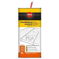 Preparat owadobójczy Altax bezbarwny 5 l