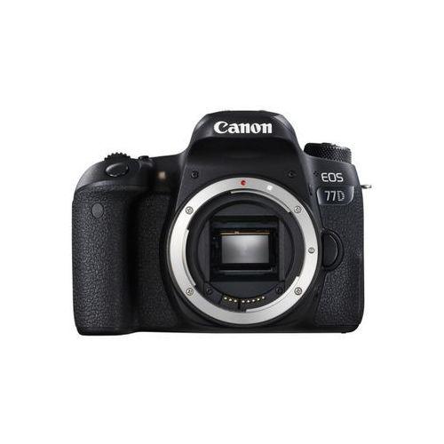 Lustrzanki cyfrowe, Canon EOS 77D