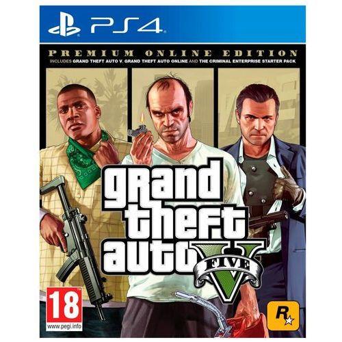Gry na PlayStation 4, Grand Theft Auto V (PS4)