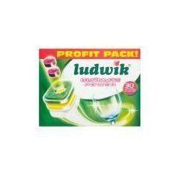 Tabletki do zmywarek Ludwik all in one - 30 sztuk