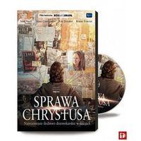 Filmy religijne i teologiczne, Sprawa Chrystusa - film DVD Wyprzedaż 04/19 (-20%)