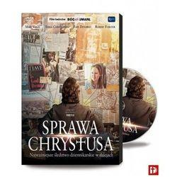 Sprawa Chrystusa - film DVD Wyprzedaż 04/19 (-20%)